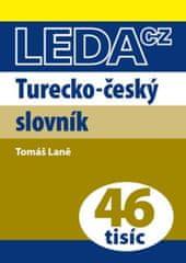 LEDA Turecko-český slovník - Tomáš Laně