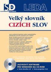 LEDA Velký slovník cizích slov - elektronická verze pro PC - J. Kraus, V. Petráčková