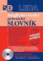 LEDA Anglicko-český právnický slovník - elektronická verze pro PC - M. Chromá
