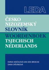 LEDA Česko-nizozemský slovník - D. Spěváková, E. Máčelová