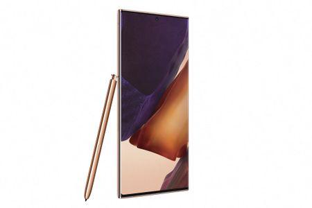 Samsung Galaxy Note20 Ultra pametni telefon, 12GB/256GB, 5G, mistično bronast
