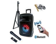 Manta prenosni zvočni sistem za karaoke SPK5017 ERIE - Odprta embalaža