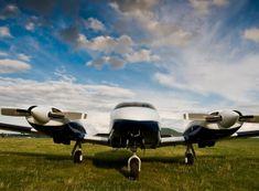Allegria fotolet s letadlem PA-34