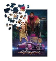 Dark Horse Puzzle Cyberpunk 2077 - Neokitsch