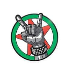 Dark Horse Odznak Cyberpunk - Silverhand Emblem