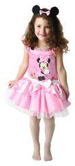 Rubie's Minnie Mouse: Ružová balerína