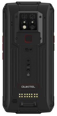 Oukitel WP7, noční vidění, infračervená kamera, trojitý fotoaparát, umělá inteligence