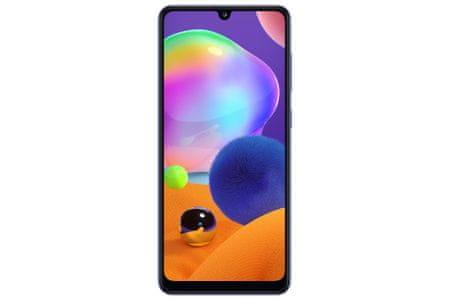 Samsung Galaxy A31 mobilni telefon, 4GB/64GB, moder