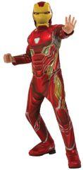 Rubie's Avengers Endgame: Iron Man - Deluxe kostým s maskou