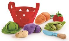 Hape Košík so zeleninou