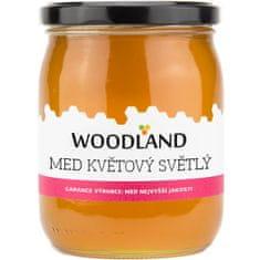 Medino WOODLAND - Med květový světlý Hmotnost: 250g
