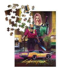 Dark Horse Puzzle Cyberpunk 2077 - Kitsch