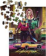 Cyberpunk 2077 – Kitsch kirakós játék (puzzle)