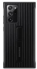SAMSUNG Tvrdený ochranný kryt Note 20 Ultra Black EF-RN985CBEGEU