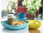 5 - Beaba Szilikon étkezőkészlet 4 részes, Blue