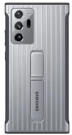 Samsung Rugged maskica za Galaxy Note 20 Ultra N985, srebrna (EF-RN985CSE)