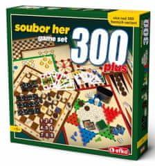 Efko Soubor her 300 Plus