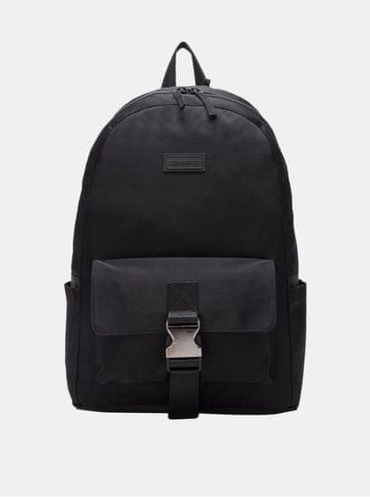 CONSIGNED černý batoh Finlay Clip