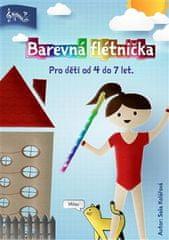 Barevná flétnička - Pro děti od 4 do 7 let