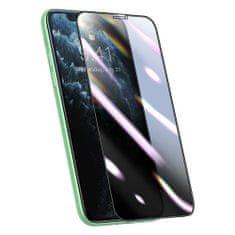 BASEUS 3D Full Screen Film Privacy ochranná fólie na iPhone 11 / iPhone XR, černá