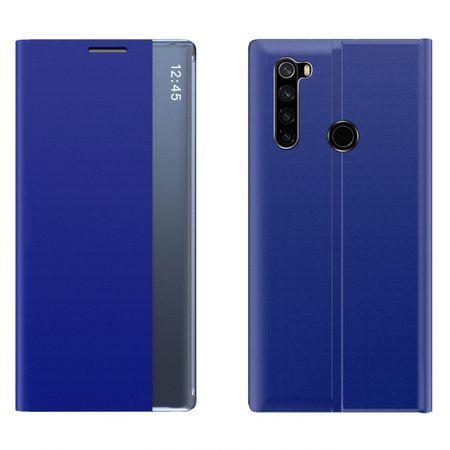 MG Sleep Case könyv tok Xiaomi Redmi Note 8T, kék