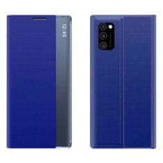 MG Sleep Case knížkové pouzdro na Samsung Galaxy A71, modré