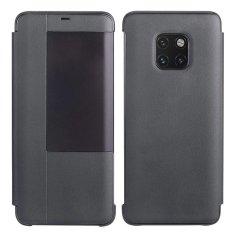 MG Sleep Case Smart knížkové pouzdro na Huawei Mate 20 Pro, černé