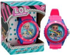 ToyCompany Hodinky L.O.L. Surprise analogové