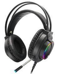 Robaxo GH220 gaming slušalke, 7.1, RGB