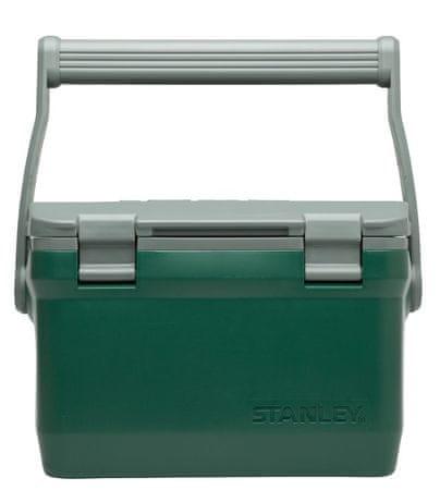 Stanley The Easy Carry hladilna skrinja, 6,6 l, zelena