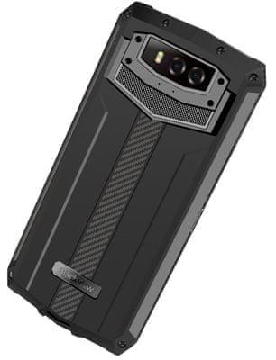 iGet Blackview GBV9100, wyjątkowo duża pojemność baterii, szybkie ładowanie, ładowanie wsteczne, powerbank