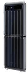 SAMSUNG Priehľadný zadný kryt pre Galaxy Z Flip 5G EF-QF707CTEGEU