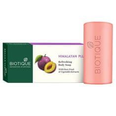 Biotique Bio telové mydlo s himalájskou slivkou - 150 g