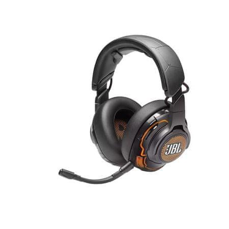 JBL Quantum ONE gaming slušalke, črne