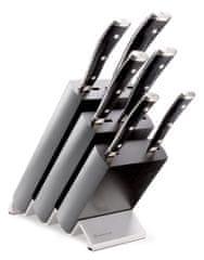 Wüsthof 1090370601 CLASSIC IKON Zestaw noży w stojaku / bloku, 6 części, czarny jesion