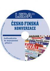 LEDA Česko-finská konverzace - audio CD - H. Kučerová
