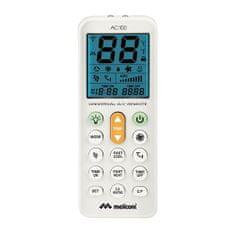 Meliconi 802101 AC100 Távirányító légkondicionálóhoz, 802101 AC100 Távirányító légkondicionálóhoz