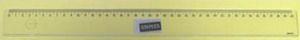 Staples ravnilo, PVC, 40 cm
