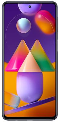 Samsung Galaxy M31, bezrámečkový Super AMOLED displej, Full HD+, vysoké rozlíšenie, trojitý ultraširokouhlý fotoaparát, širokouhlý.