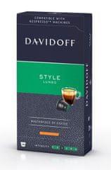 Davidoff Style Lungo 10 sztuk