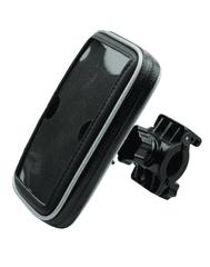 Topstar Držiak na mobil na bicykel veľkosť S čierny