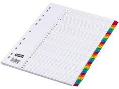 Staples register, A4, oštevilčen 1-31, bel