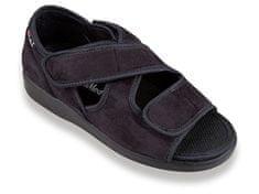 OrtoMed Ortopedické sandále na dva suché zipsy
