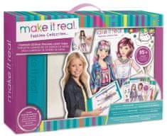 Make It Real Svítící návrhářské studio