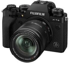 FujiFilm X-T4 + XF 18-55