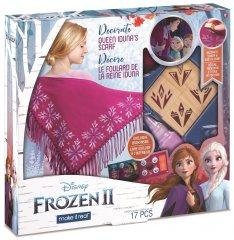 Make It Real Výroba šálu Frozen 2