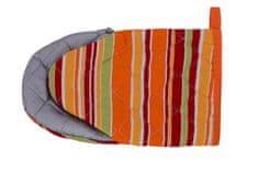 Emba Trade Kuchyňská chňapka krokodýl PRUHY oranžová