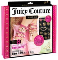 Make It Real Juicy Couture Sweet Suede Bracletes
