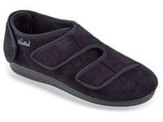 OrtoMed Ortopedické topánky s pätou na suchý zips