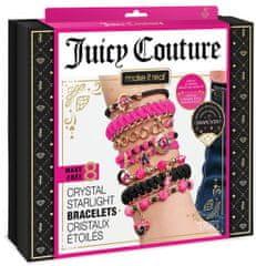 Make It Real Juicy Couture Black & Neon Pink Swarovski